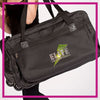 ROLLING-DUFFEL-sodc-elite-dance-infusion-GlitterStarz-Rhinestone-Bling-Bags-with-Team-Logo-Backpacks-and Travel Bags