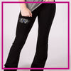 ROLLOVER-YOGA-PANTS-ohio-valley-GlitterStarz-Custom-RHinestone-Yoga-Pants-with-Bling-team-logos