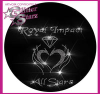 Royal Impact All Stars Everyday Essential Tank with Rhinestone Logo