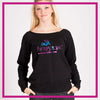 SLOUCH-SWEATSHIRT-fantashique-GlitterStarz-Custom-Sweatshirts-with-bling-team-logos-rhinestone