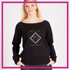 SLOUCH-SWEATSHIRT-the-firm-dance-company-GlitterStarz-Custom-Sweatshirts-with-bling-team-logos-rhinestone
