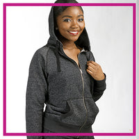 SPARKLE-HOODIE-Jackie-Robinson-Bears-GlitterStarz-Custom-Rhinestone-Bling-Apparel-Pants-for-Cheerleading-and-Dance