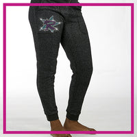 SPARKLE-JOGGERS-Revolution-All-Stars-GlitterStarz-Custom-Rhinestone-Bling-Apparel-Pants-for-Cheerleading-and-Dance