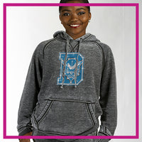SPIRIT-HOODIE-DJBD-Blue-Devils-GlitterStarz-Custom-Rhinestone-Bling-Apparel-Pants-for-Cheerleading-and-Dance