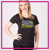 Sparkle-Tee-Rock-Solid-GlitterStarz-Custom-Rhinestone-Tops-for-Cheerleading-Dance