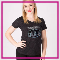 Sparkle-Tee-tennessee-xtreme-GlitterStarz-Custom-Rhinestone-Tops-for-Cheerleading-Dance