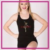 TANK-TOP-dance-express-Custom-Rhinestone-Tank-Top-With-Bling-Team-Logo-in-Rhinestones
