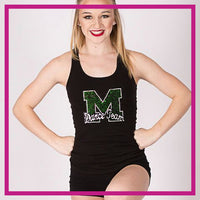 TANK-TOP-mhs-dance-team-Custom-Rhinestone-Tank-Top-With-Bling-Team-Logo-in-Rhinestones