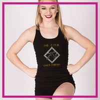 TANK-TOP-the-firm-dance-company-Custom-Rhinestone-Tank-Top-With-Bling-Team-Logo-in-Rhinestones