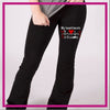 YOGA-PANTS-my-heart-beats-in-8-counts-GlitterStarz-Custom-RHinestone-Yoga-Pants-with-Bling-team-logos