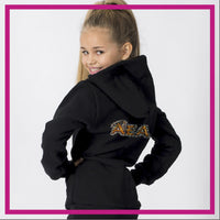 ZIP-UP-HOODIE-angel-elite-allstars-GlitterStarz-Custom-Rhineston-Hoodie-with-Bling-Team-Logo-Cheerleading-Dance