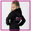 ZIP-UP-HOODIE-danceworks-unlimited-GlitterStarz-Custom-Rhineston-Hoodie-with-Bling-Team-Logo-Cheerleading-Dance