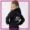 ZIP-UP-HOODIE-southern-coast-elite-GlitterStarz-Custom-Rhineston-Hoodie-with-Bling-Team-Logo-Cheerleading-Dance