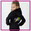 ZIP-UP-HOODIE-steppin-out-dance-center-GlitterStarz-Custom-Rhineston-Hoodie-with-Bling-Team-Logo-Cheerleading-Dance