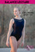 Clearance -  Balance Leotards in Black - Set of 11