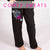 GlitterStarz Bling Basics Comfy Sweatpants with Team Rhinestone Logo