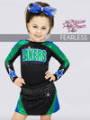 Fearless Uniform by GlitterStarz