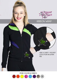 GlitterStarz Ribbon Wrap Warm Up