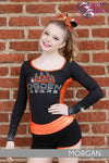 GlitterStarz Bravado Line - MORGAN Uniform (Side Stripe)