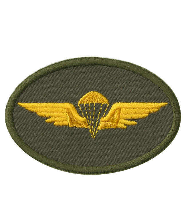 Para Wings Patch Taxi Driver Scorsese Travis Bickle Robert De Niro - Replica Prop Store  - 1