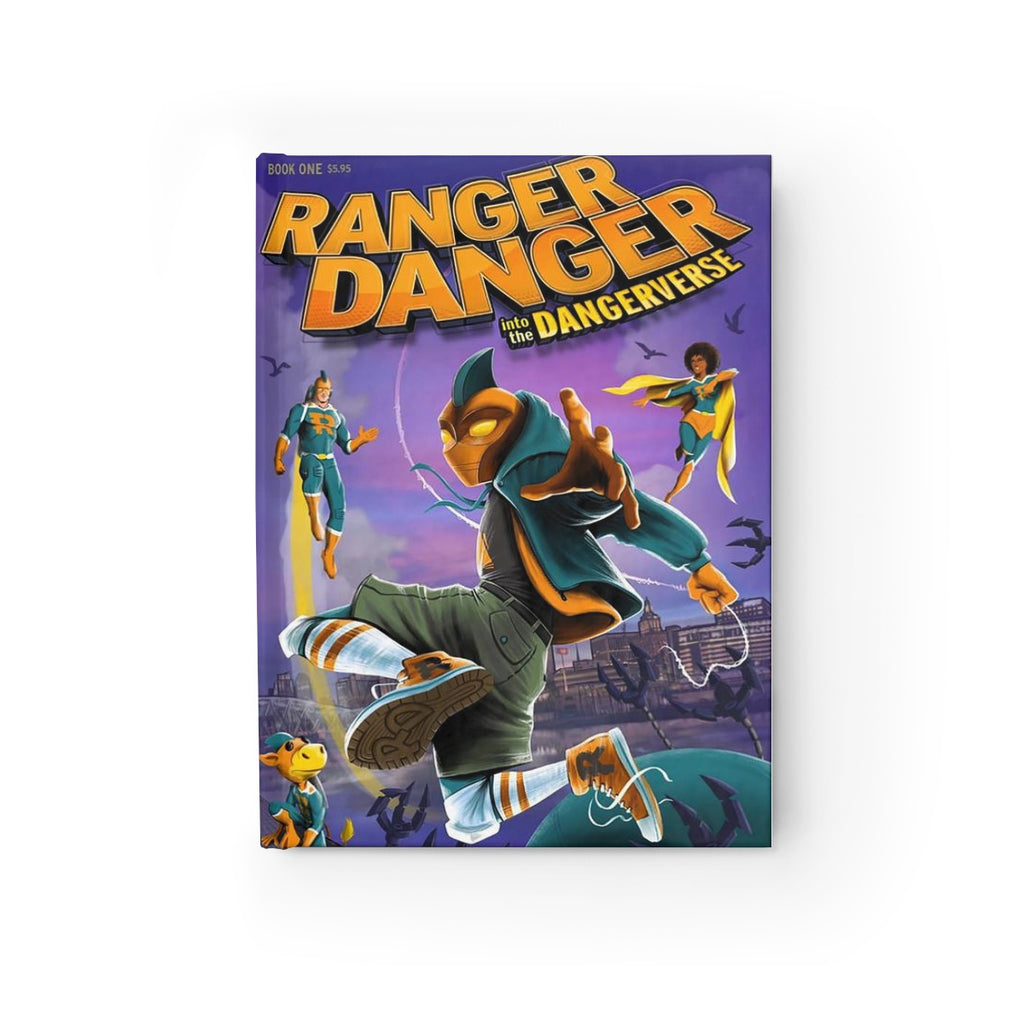 Ranger Danger In The Dangerverse Journal