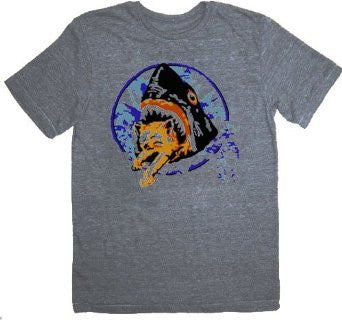 Pineapple Express T-Shirt Shark Eating Kitten - Replica Prop Store  - 1