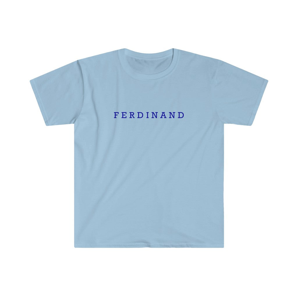 Ferdinand Men's Fitted Tee Pierrot Le Fou
