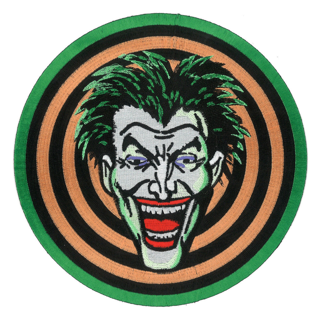 Joker Patch Batman Tim Burton