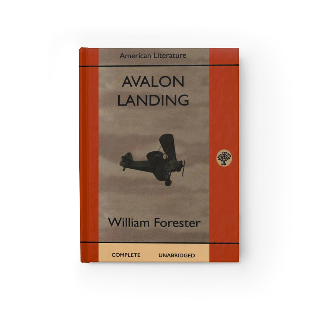 Avalon Landing Journal Finding Forrester