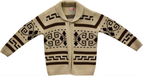 The Big Lebowski Cardigan Sweater - Replica Prop Store  - 1