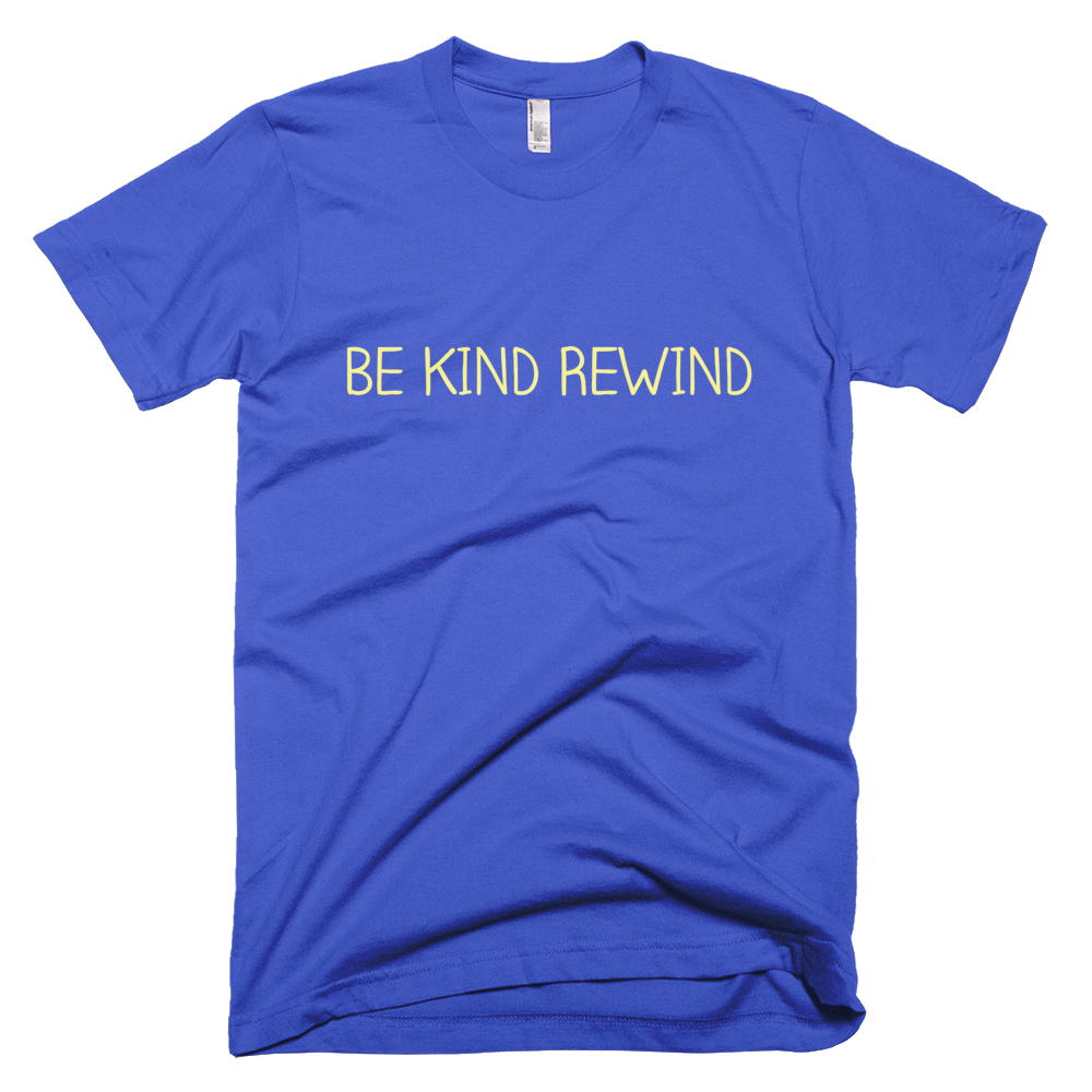Be Kind Rewind T-Shirt Michel Gondry - Replica Prop Store  - 1