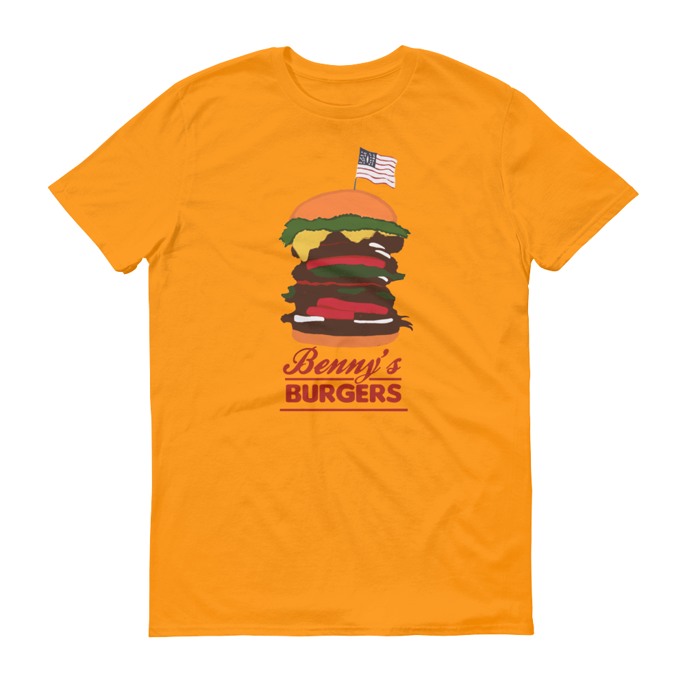 Benny's Burger T-Shirt Eleven Stranger Things