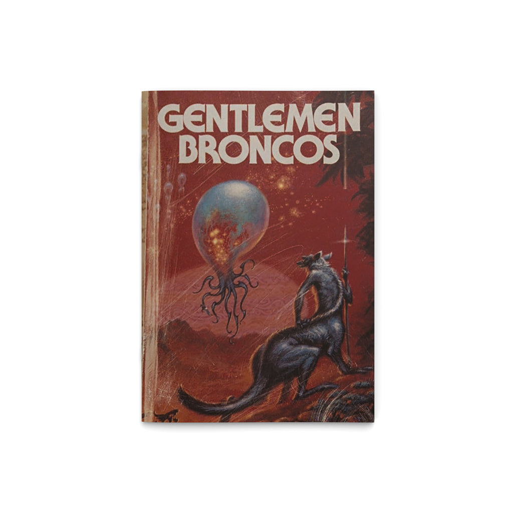 Gentlemen Broncos Notebook