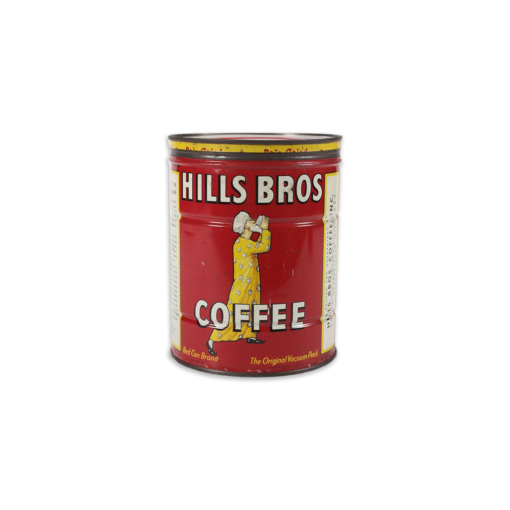 Hills Bros Tin Stand By Me