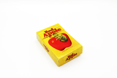 Red Apple Cigarette Box Tarantino Pulp Fiction Kill Bill Jackie Brown - Replica Prop Store  - 1