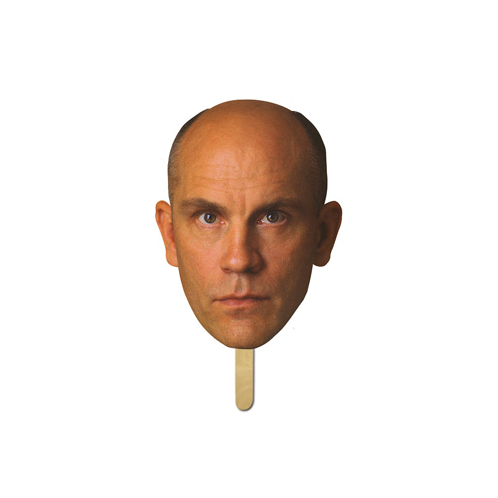 Being John Malkovich Cardboard Mask