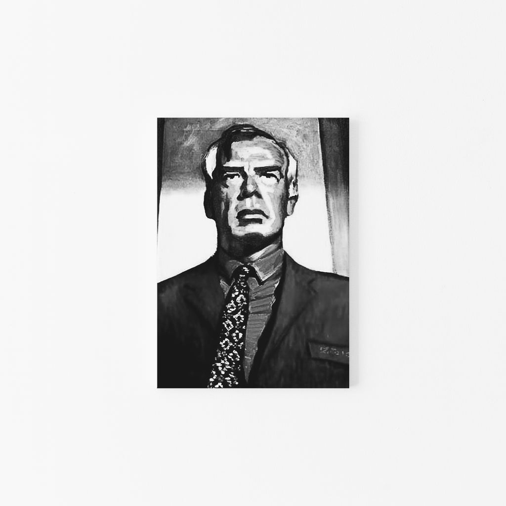 Lee Marvin Canvas Coffee & Cigarettes