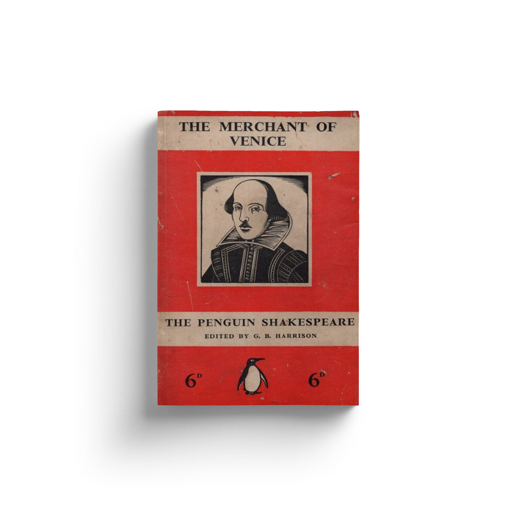 The Merchant Of Venice Vintage Book The Pianist