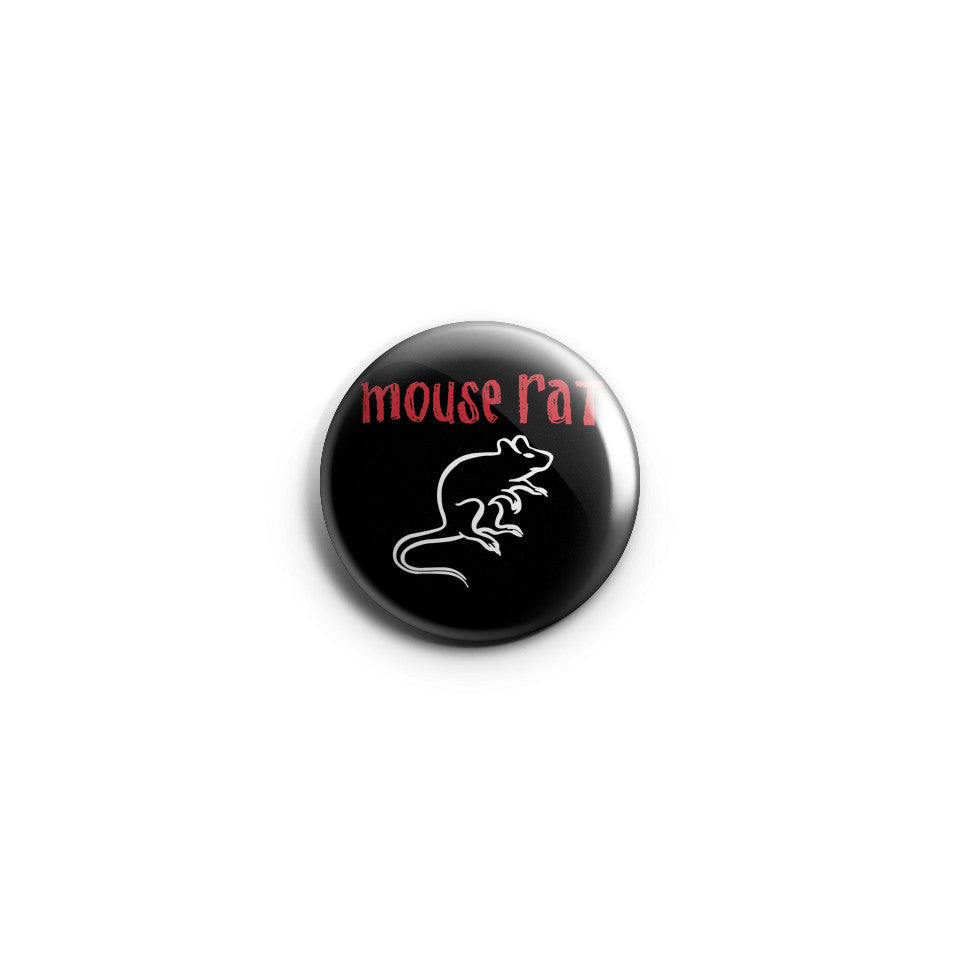 Mouse Rat Pin Button Badge Parks And Recreation