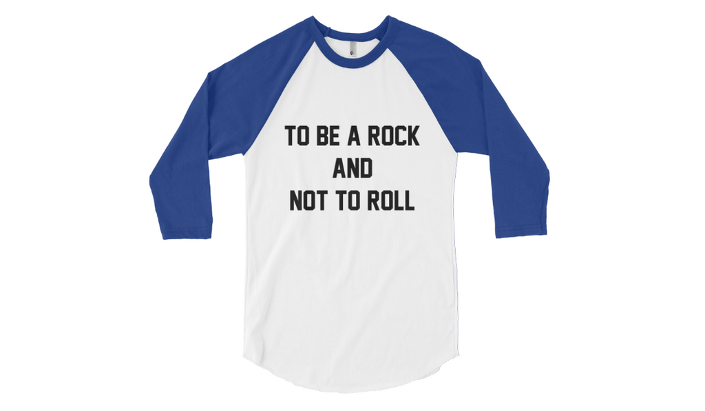 To Be A Rock and Not to Roll Shirt Almost Famous - Replica Prop Store  - 1