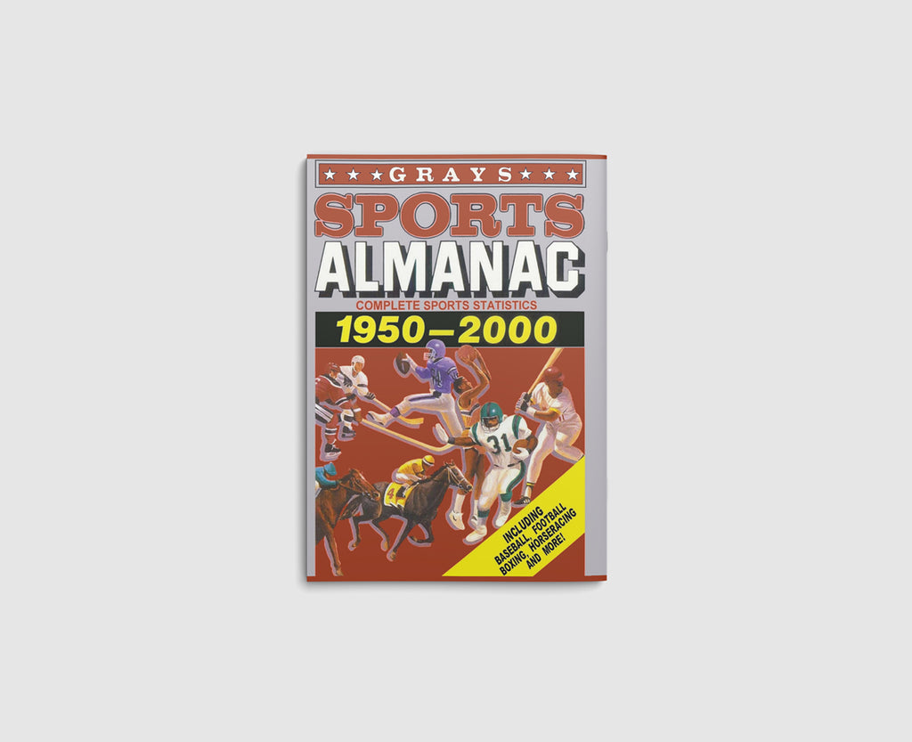 Back To The Future Journal Notebook Sports Almanac
