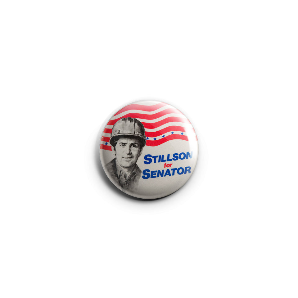 Stillson For Senator Badge The Dead Zone