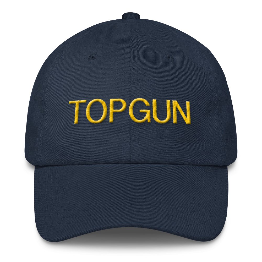 Top Gun Baseball Cap Tom Cruise