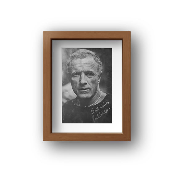 Paul Sheldon Framed Photo Misery