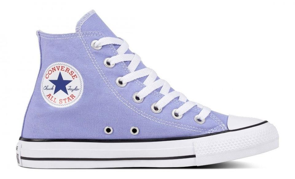 Marie Antoinette Converse High Tops