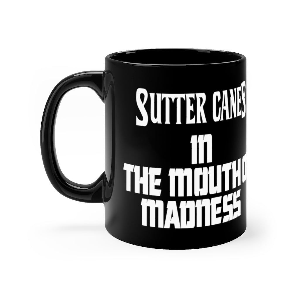Sutter Cane's In The Mouth Of Madness Mug