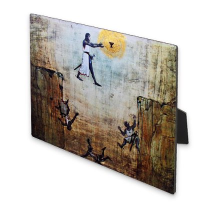 Grail Knight Leap Of Faith Canvas Indiana Jones and the Last Crusade