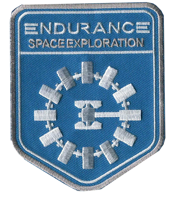Interstellar Patch Christopher Nolan - Replica Prop Store