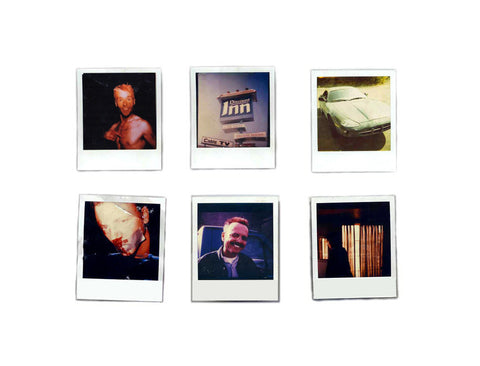 Polaroid Set Memento Nolan Cult Movie - Replica Prop Store