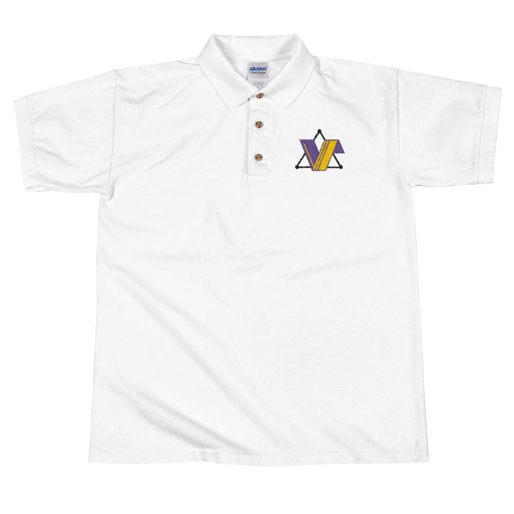 Veidt Enterprises Embroidered Polo Shirt